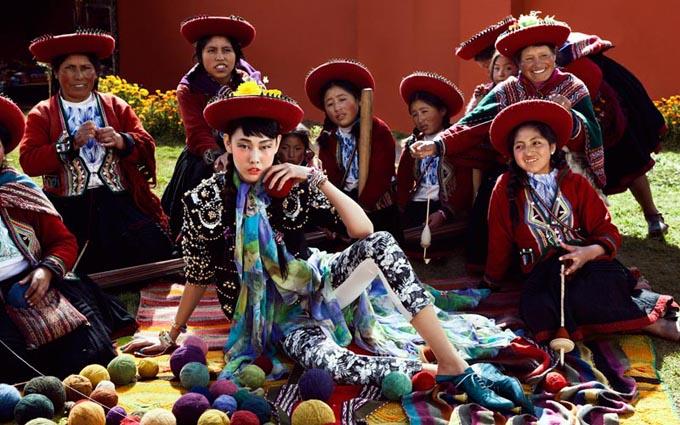 модная фотосессия в этническом стиле 13 (680x425, 120Kb)