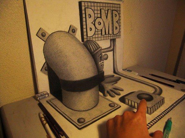 рисунки карандашом как рисовать: