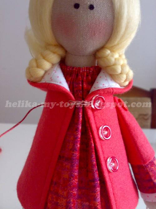 Сшить кукла мастер класс 82