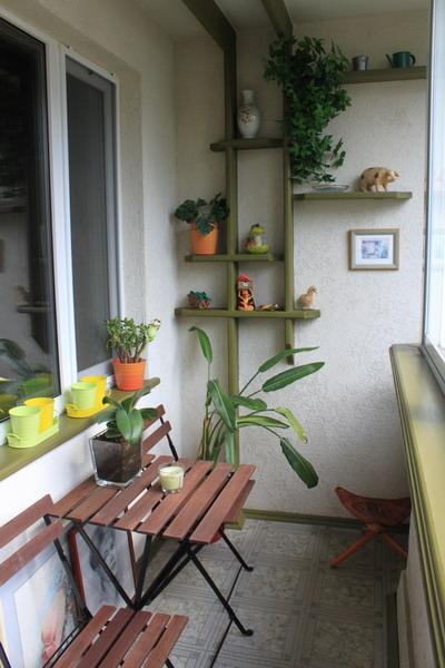 Балкон - место отдыха. part II.