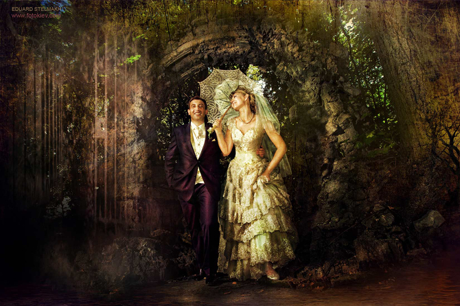 Stelmach wedding