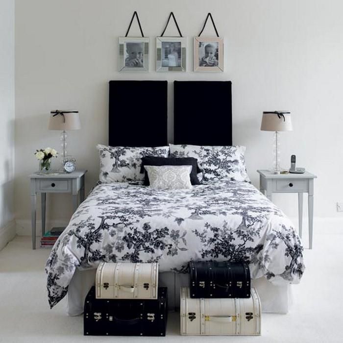 Черно-белый дизайн квартир 3 (700x700, 93Kb)