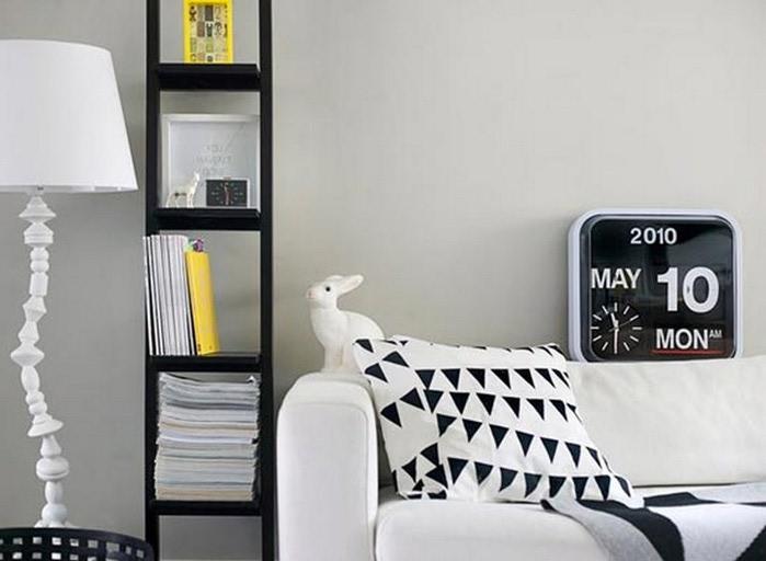 Черно-белый дизайн квартир 19 (700x512, 61Kb)