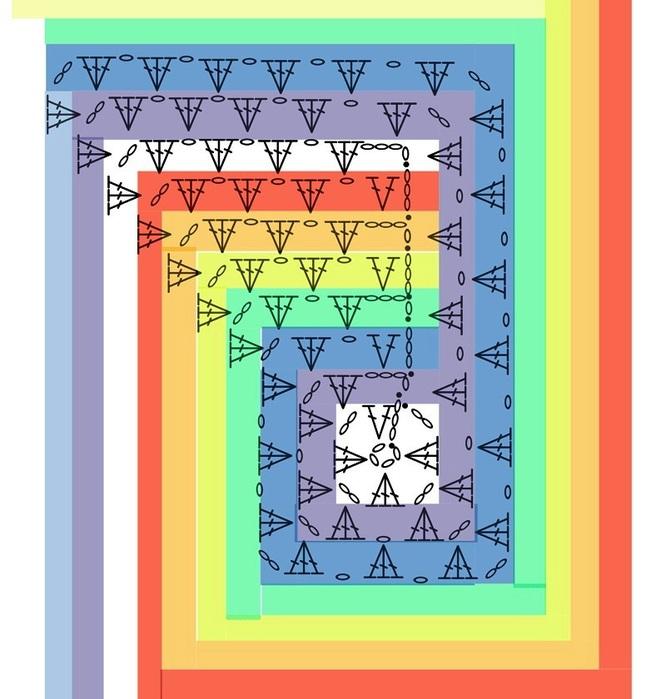 四方整体螺旋 - maomao - 我随心动