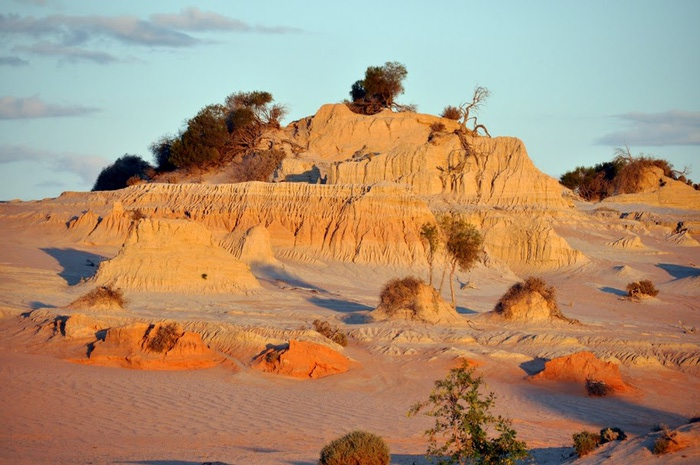 Национальный Парк Манго - Mungo National Park 54474