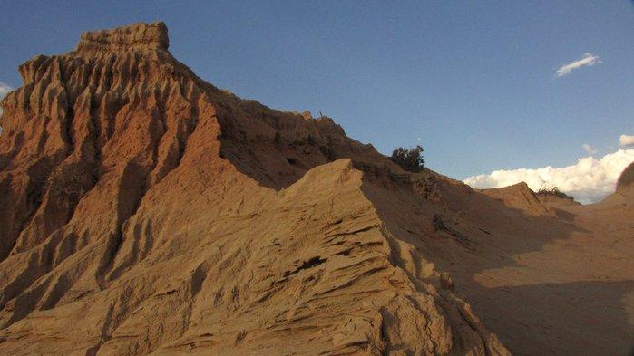 Национальный Парк Манго - Mungo National Park 27527