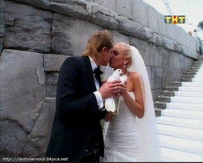Скрины дневной свадьба ольги бузовой