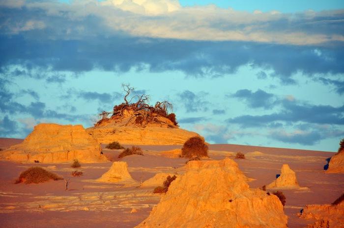 Национальный Парк Манго - Mungo National Park 34936