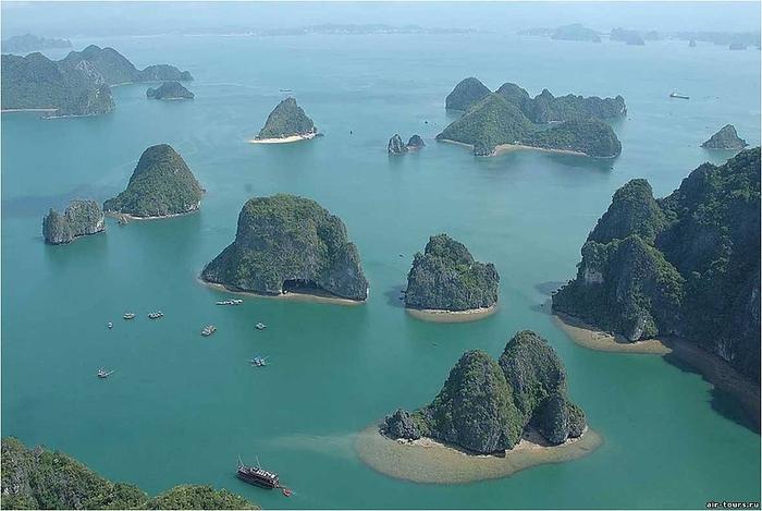 Бесподобный Вьетнам (700x469, 205Kb)