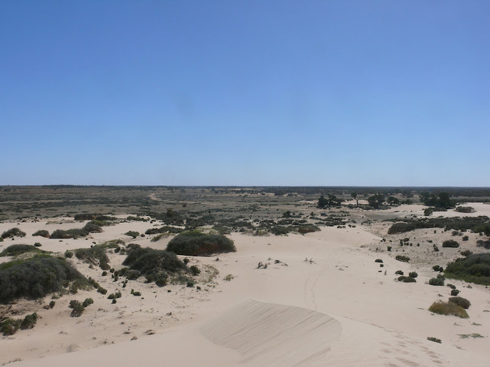 Национальный Парк Манго - Mungo National Park 22720