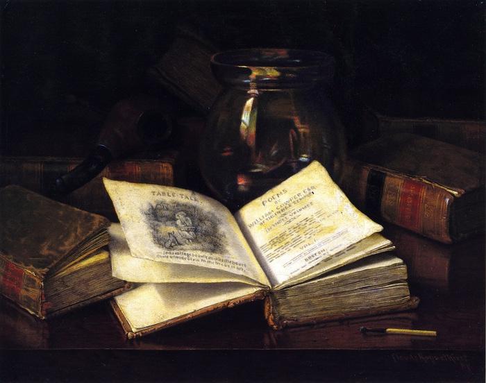 Poems of William Cowper (700x552, 115Kb)