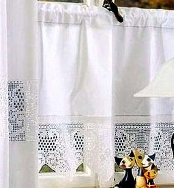 Шитье своими руками шторы для кухни