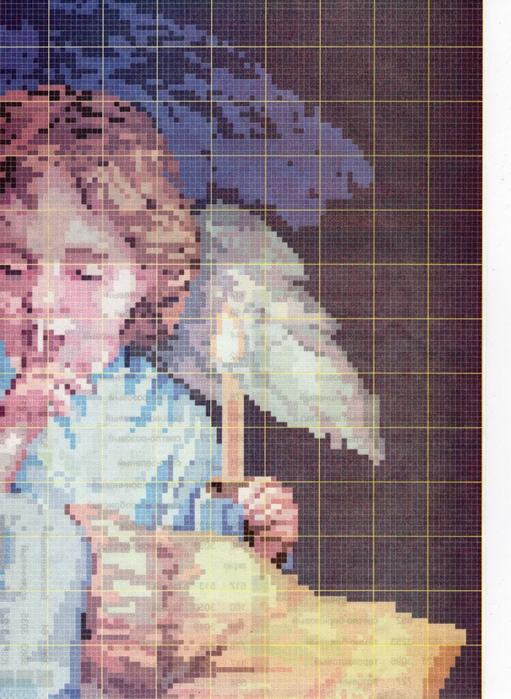 Часть 20 - Ангел-хранитель для