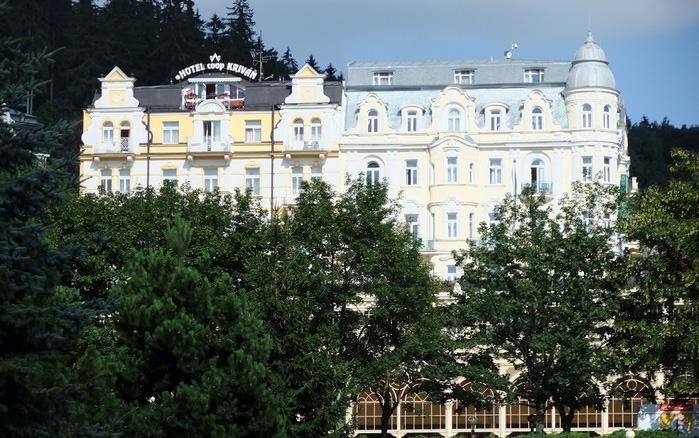Курорт Марианске Лазне - зелёная жемчужина Чехии. 65944