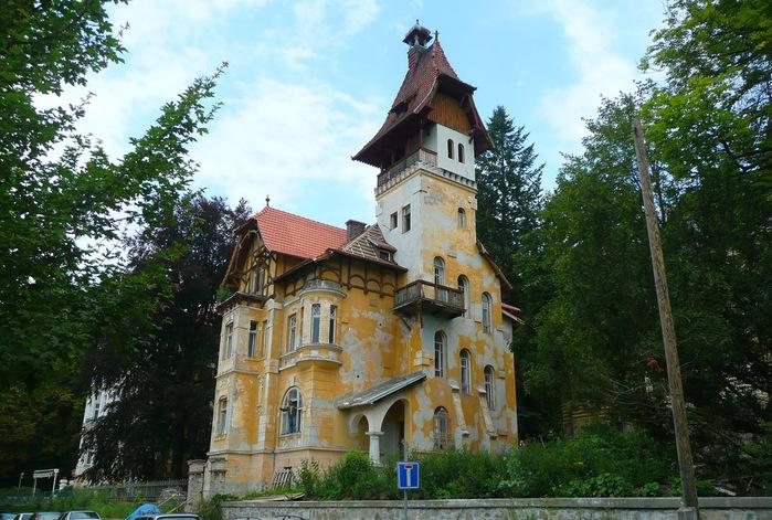 Курорт Марианске Лазне - зелёная жемчужина Чехии. 88073