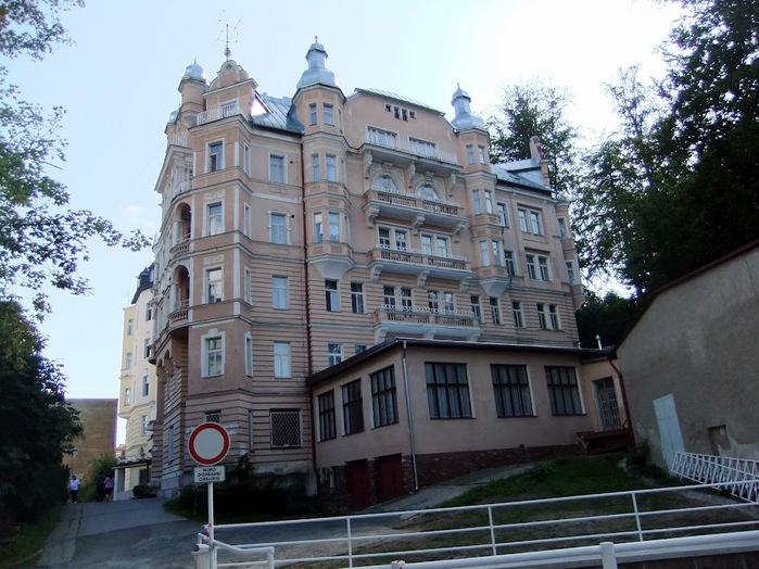 Курорт Марианске Лазне - зелёная жемчужина Чехии. 26775