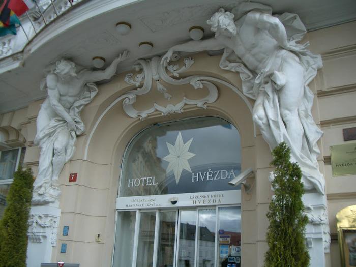 Курорт Марианске Лазне - зелёная жемчужина Чехии. 75579