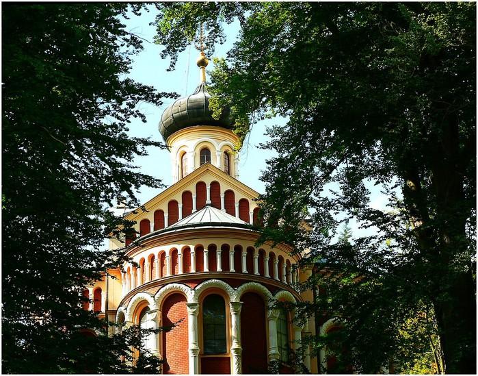 Курорт Марианске Лазне - зелёная жемчужина Чехии. 27968