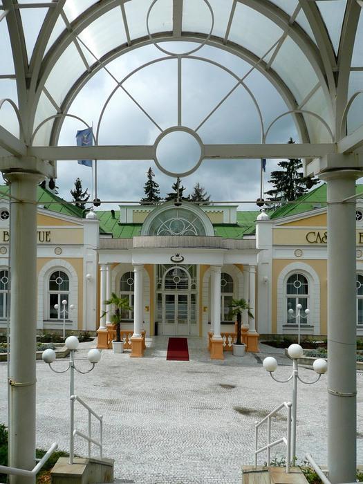 Курорт Марианске Лазне - зелёная жемчужина Чехии. 33360