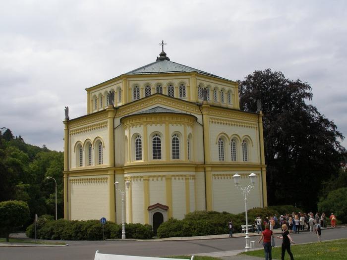Курорт Марианске Лазне - зелёная жемчужина Чехии. 39386