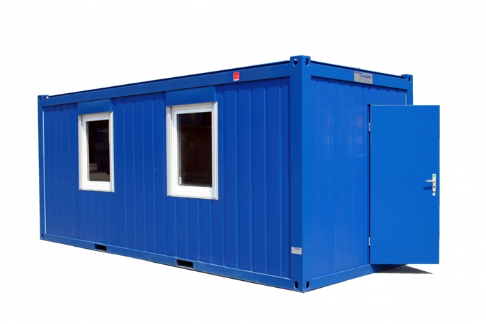 Предлагаем покупателям удобную схему прямых поставок.  Блок-контейнер 6м, внутр МДФ, утепл 50мм URSA, металлич каркас...