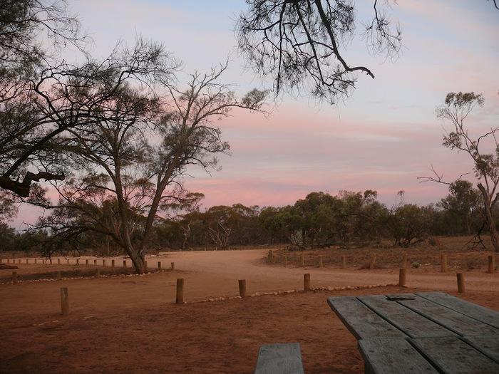 Национальный Парк Манго - Mungo National Park 29204