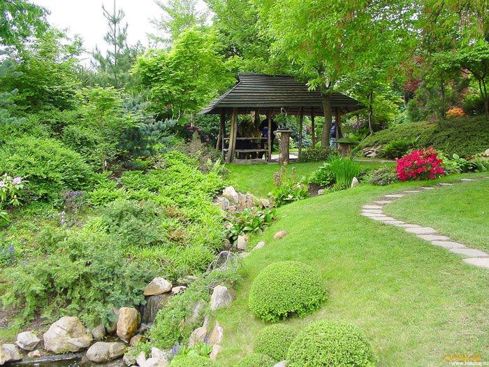 Мирасады и красоты природы найдут парки.  Крллер-парк бонсай энергичный сад- оазисы спокойствия в молодости ходил.