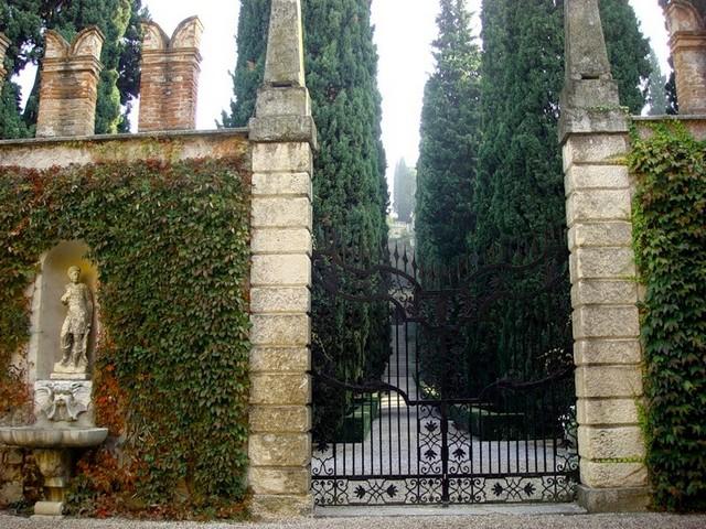Сад Джусти - достопримечательности Италии 23 (640x480, 137Kb)