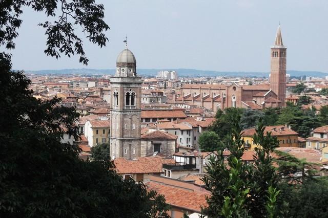 Сад Джусти - достопримечательности Италии 28 (640x426, 93Kb)