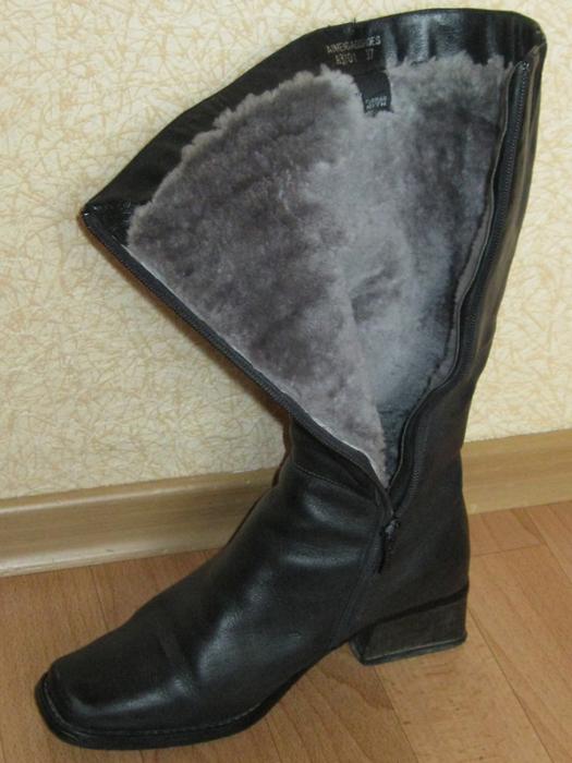 Шьем обувь из старой дубленки.  Или воспользоваться Мастер-классом.