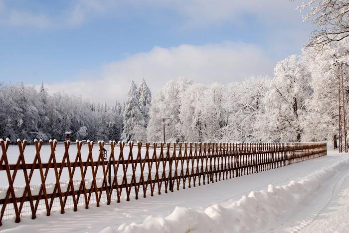 Курорт Марианске Лазне - зелёная жемчужина Чехии. 18448