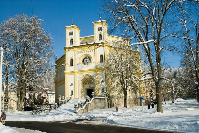 Курорт Марианске Лазне - зелёная жемчужина Чехии. 53073