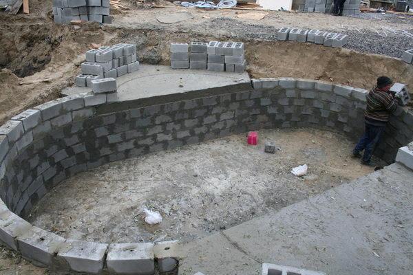Кладка кирпича, кладка блоков - Строительство Коломна