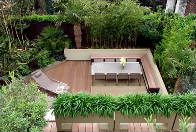 Идеи для сада на террасе от дизайнера Амира Шлезингера 7 (640x431, 105Kb)