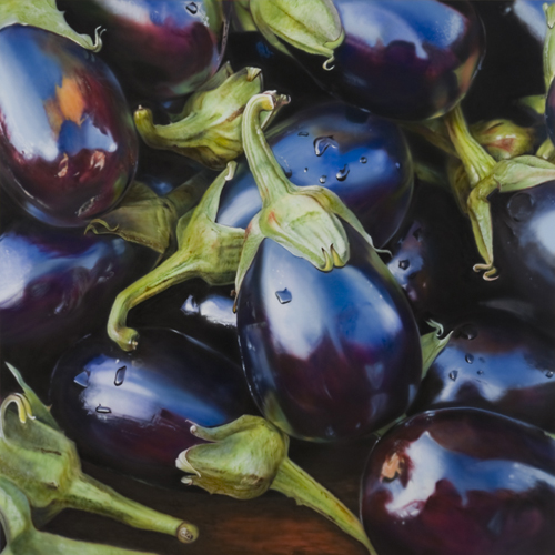гиперреалистичные картины бен Шонзейт 2 (500x500, 208Kb)