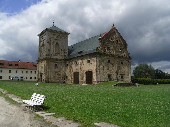 Монастырь Тепла. 25618