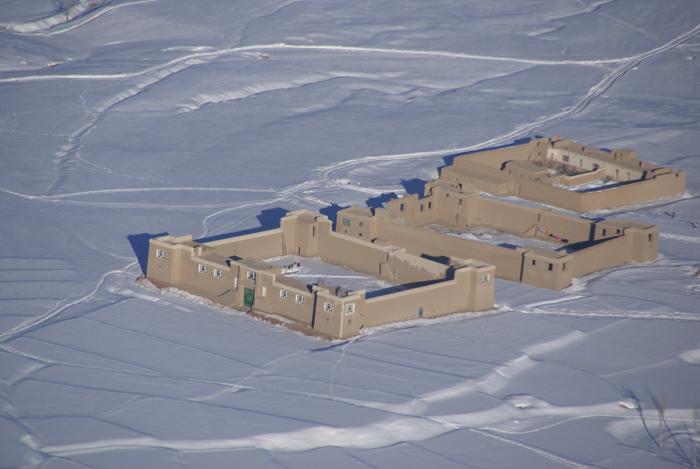 жилье аборигенов (700x469, 222Kb)