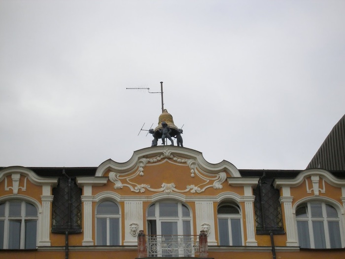 Курорт Марианске Лазне - зелёная жемчужина Чехии. 85396