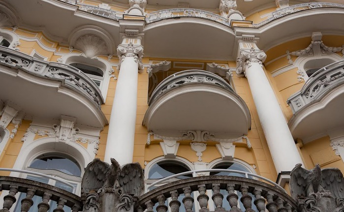 Курорт Марианске Лазне - зелёная жемчужина Чехии. 41343