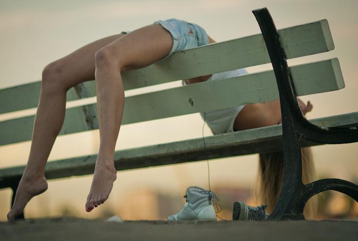 Современные Лолиты от Александра Тихомирова (22 фото) .