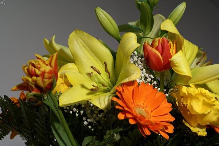 Картинки цветы для подружки 7