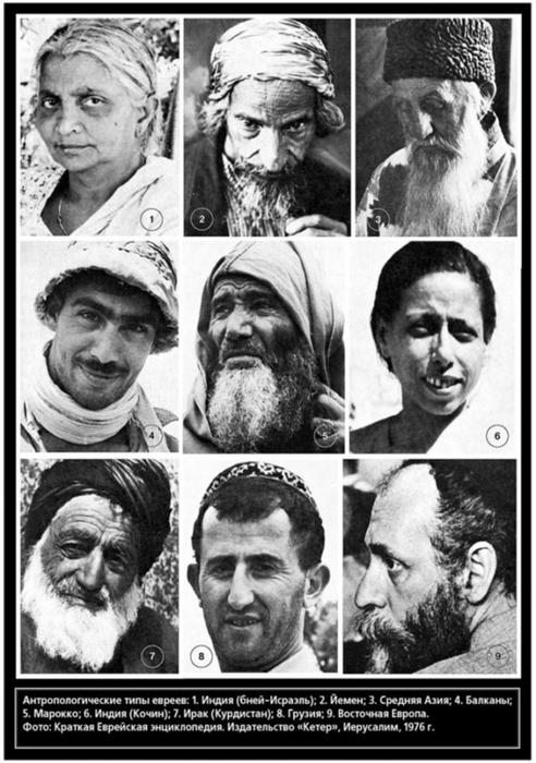 Картинки по запросу евреи антропология