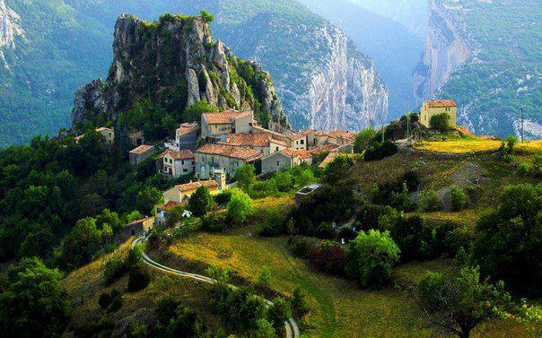 Альпы, Франция (604x377, 66Kb)