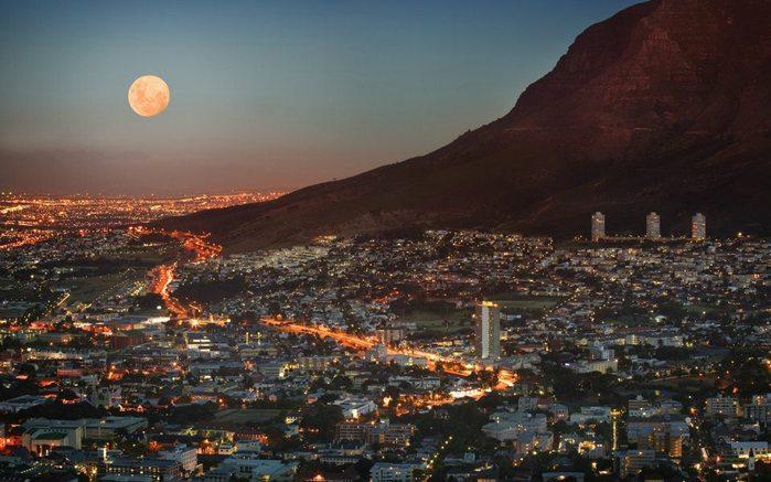 ЮАР, Кейптаун (700x437, 69Kb)