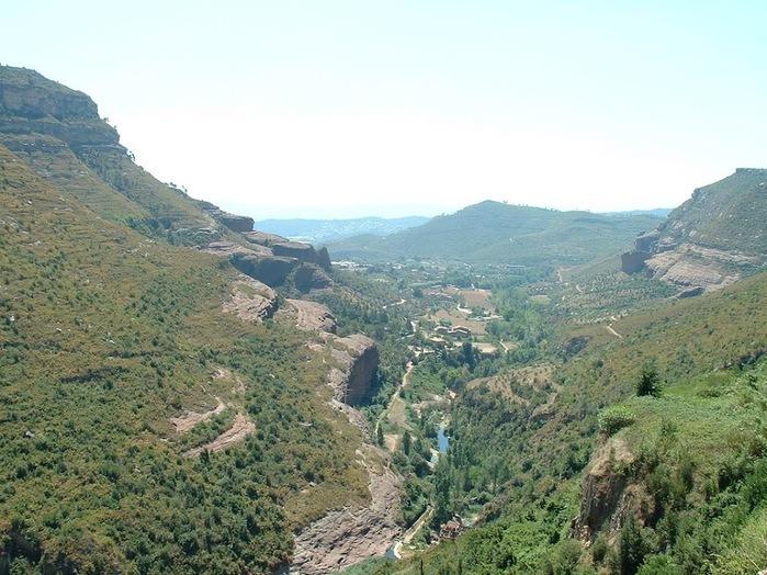 Природный парк Сан Мигель дель Фай. 42126