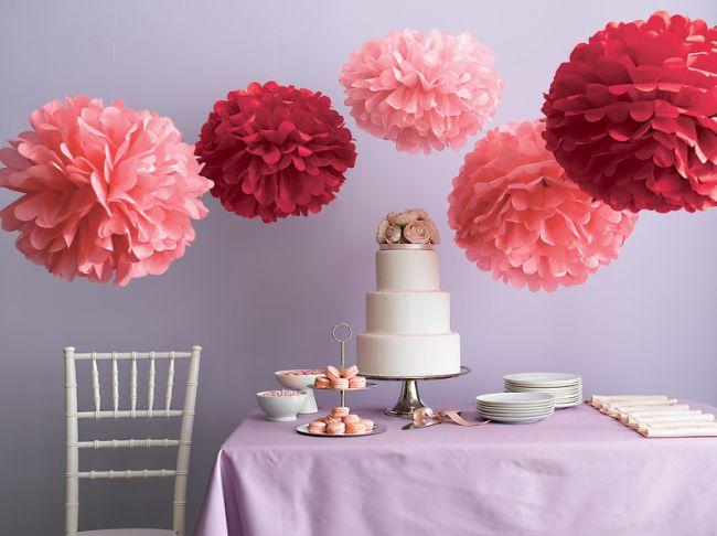 Как сделать декоративные шары большие
