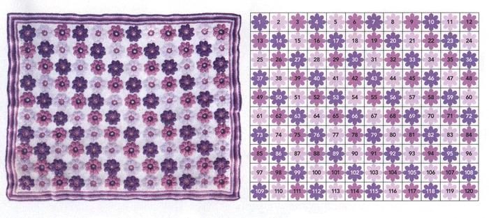 儿童的花卉地毯 - maomao - 我随心动
