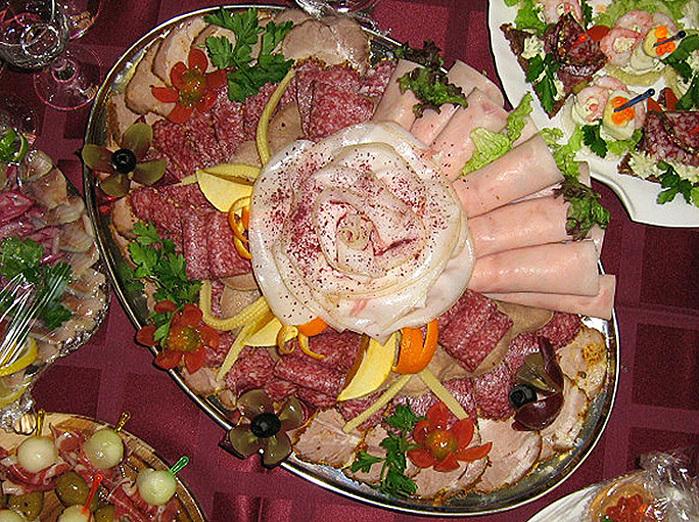 Сборник рецепту блюд для общепита