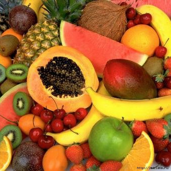фрукты (600x600, 218Kb)