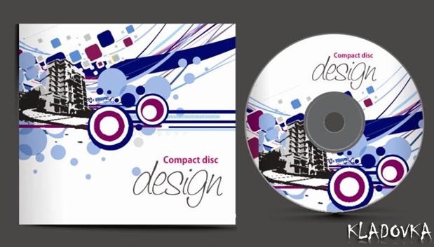 Дизайн обложки диска онлайн